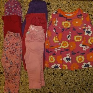Other - BUNDLED baby girl clothes. Size 12-18 months